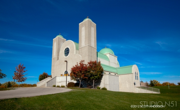 Church Architecture Photograph