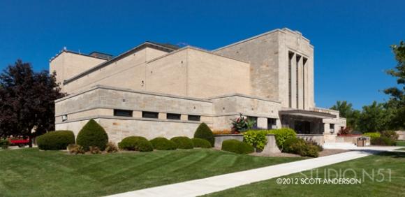 Alverno College's Pitman Theatre Photo